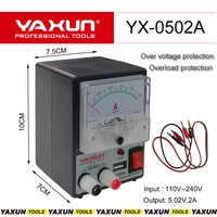 YX-0502A 2A 5V PORTABLE POWER SUPPLY YAXUN