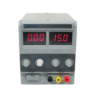 YAXUN 1502DD 15V 2A POWER SUPPLY