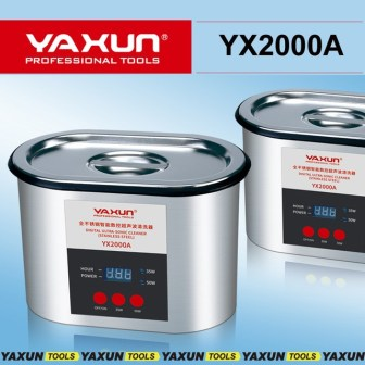 YX2000A ULTRASONIC CLEANER YAXUN