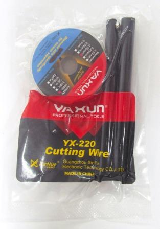 YX220 0.06MM CUTTING WIRE SET WITH HANDLE